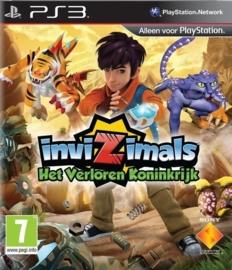 Invizimals the lost kingdom (ps3 tweedehands game)