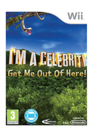 I'm a Celebrity  (wii used game)