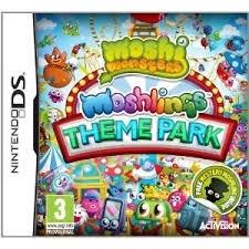 Moshi Monsters Moshling Theme Park (Nintendo DS Nieuw)