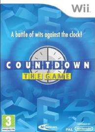 Countdown The Game (Nintendo wii tweedehands game)