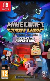 Minecraft Story Mode complete adventure (Nintendo Switch nieuw)