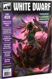 White Dwarf Issue 459 - December 2020 (Warhammer nieuw)