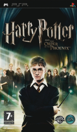 Harry Potter and the Order of the Phoenix (PSP tweedehands game)