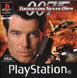 Tomorrow Never Dies zonder boekje en cover (PS1 tweedehands game)