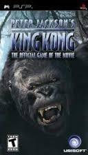 Peter Jackson's King Kong zonder boekje (PSP tweedehands game)
