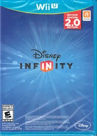 Disney Infinity 2.0 software only (Nintendo Wii U nieuw)