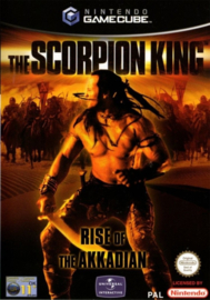 The Scorpion King Rise of the Akkadian zonder boekje (Gamecube tweedehands game)