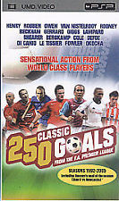 250 Classic Goals (psp film tweedehands)