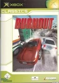 Burnout Classics zonder boekje (XBOX Used Game)