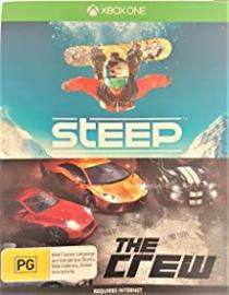 Steep en The Crew (xbox one code)