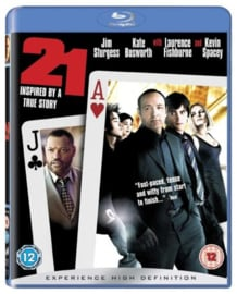 21 (Blu-ray tweedehands film)