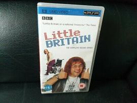 Little Britain serie 2 (PSP Tweedehands film)