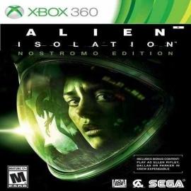 Alien Isolation nostromo edition (xbox 360 nieuw)