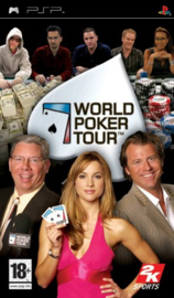 World Poker Tour (PSP tweedehands game)