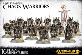 Chaos Warriors Regiment (Warhammer Nieuw)
