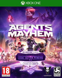 Agents of Mayhem (xbox one nieuw)