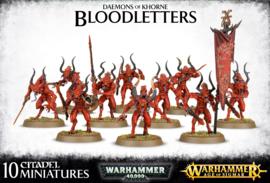 Chaos Daemons Bloodletters of Khorne (Warhammer Nieuw)