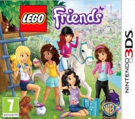 Lego Friends (nintendo 3DS Nieuw)