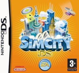 Sim City DS (Nintendo DS nieuw)