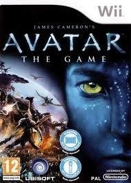 James Cameron's Avatar The Game zonder boekje (wii used game)