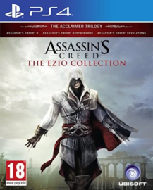Assassin's Creed the Ezio Collection (ps4 nieuw)