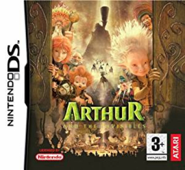 Arthur and the Invisibles (DS tweedehands game)