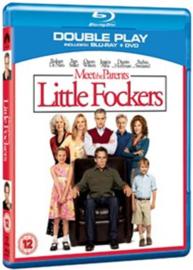 Meet the Parents Little Fockers Blu-ray + DVD (Blu-ray tweedehands film)