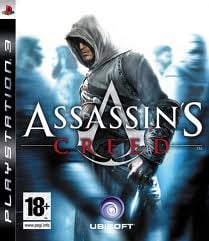 Assassin`s Creed zonder boekje (ps3 used game)