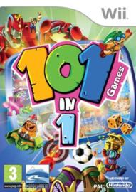 101 in 1 Party Megamix Wii (Wii nieuw)