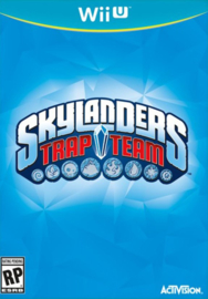 Skylander Trap software only (Wii U tweedehands game)