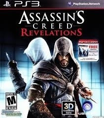 Assassin's Creed Revelations inclusief deel 1 (ps3 used game)