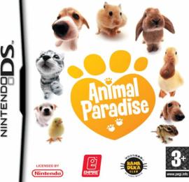 Animal Paradise (Nintendo DS tweedehands game)
