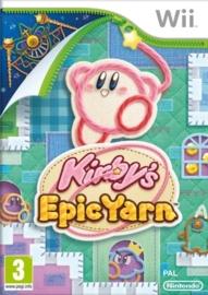 Kirby's Epic Yarn (Nintendo wii nieuw)