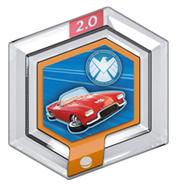 Disney Infinity 2.0 Power Discs Lola (Disney infinity tweedehands)
