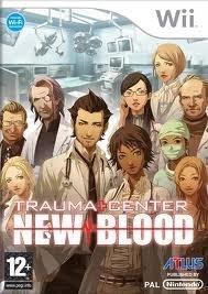 Trauma Center new Blood (Nintendo Wii Tweedehands game)