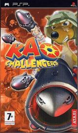 Kao Challengers zonder boekje (psp tweedehands game)