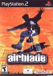 Airblade zonder boekje (PS2 Used Game)