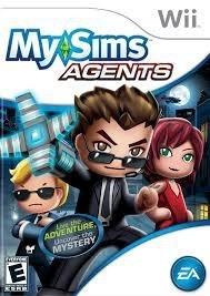 MYSims Agents (Nintendo Wii Tweedehands game)