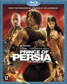 Prince of Persia the Sands of Time Blu-ray + DVD (Blu-ray tweedehands film)