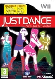 Just Dance (wii used game)