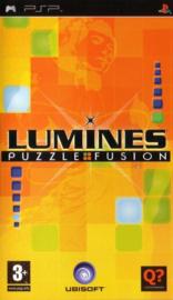 Lumines puzzle fusion zonder boekje (psp tweedehands game)