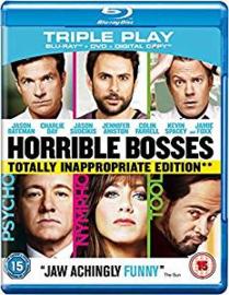 Horrible Bosses Blu-ray + DVD (Blu-ray tweedehands film)