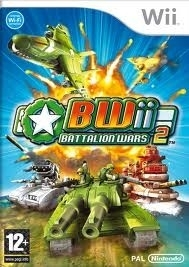 Battalion Wars II (wii used game)