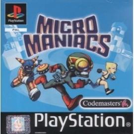 Micro Maniacs zonder boekje game only (PS1 tweedehands game)