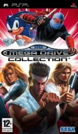 Sega Mega Drive Collection game only (psp tweedehands game)