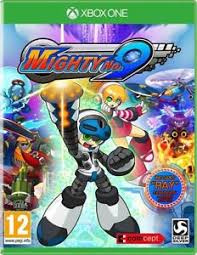 Mighty No.9 special edition (Nintendo Wii U nieuw)