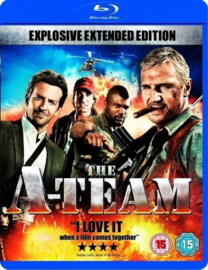 The A-Team Excplosive Edition Blu-ray + DVD (Blu-ray film nieuw)