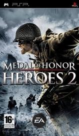Medal of honor heroes 2  (psp tweedehands game)