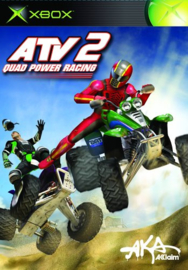 ATV Quad Power Racing zonder boekje (xbox tweedehands game)