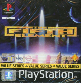 The Fifth Element (PS1 tweedehands game)